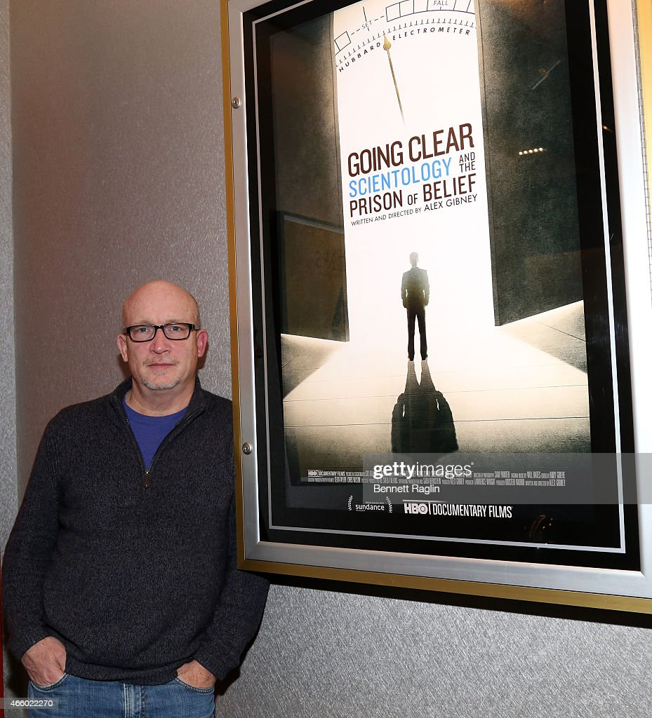 The Academy Of Motion Picture Arts And Sciences Hosts An Official Academy Members Screening Of Going Clear: Scientology And The Prison Of Belief