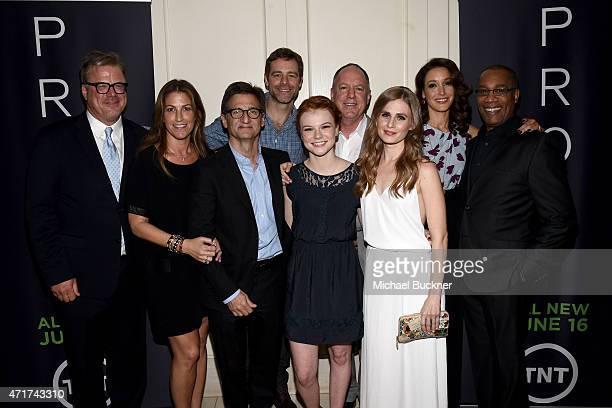 Director Alex Graves Executive Producer Jill Littman Executive Producer Tom Jacobson actors David Sutcliffe Annie Thurman Executive Producer Rob...