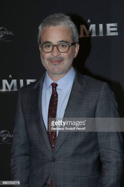 Director Alex Kurtzman attends 'The Mummy' Paris Premiere at Le Grand Rex on May 30 2017 in Paris France