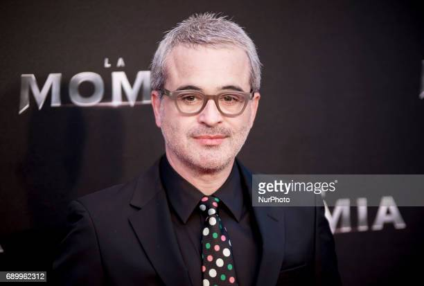 Director Alex Kurtzman attends 'The Mummy' premiere at Callao Cinema on May 29 2017 in Madrid Spain