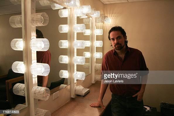 Director Alex Rivera attends the 2008 Sundance en Espanol 'Sleep Dealer' Premiere at the Rose Wagner Center during the 2008 Sundance Film Festival on...
