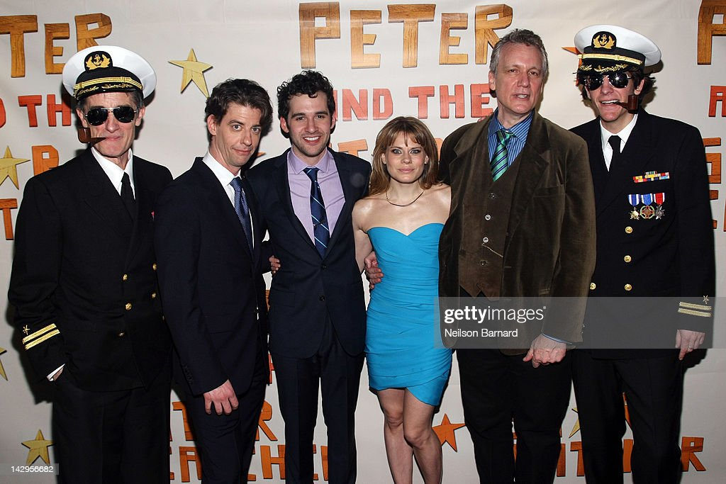 Opening Night Of Peter And The Starcatcher On Broadway - After Party