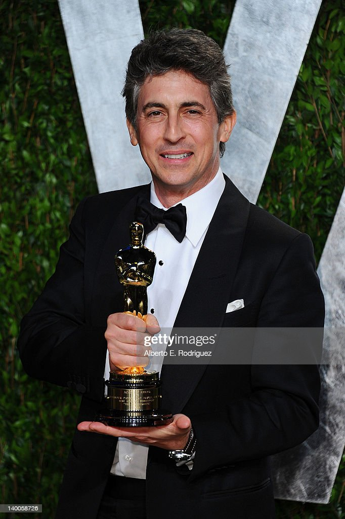 Director Alexander Payne arrives at the 2012 Vanity Fair Oscar Party hosted by Graydon Carter at Sunset Tower on February 26, 2012 in West Hollywood, California.