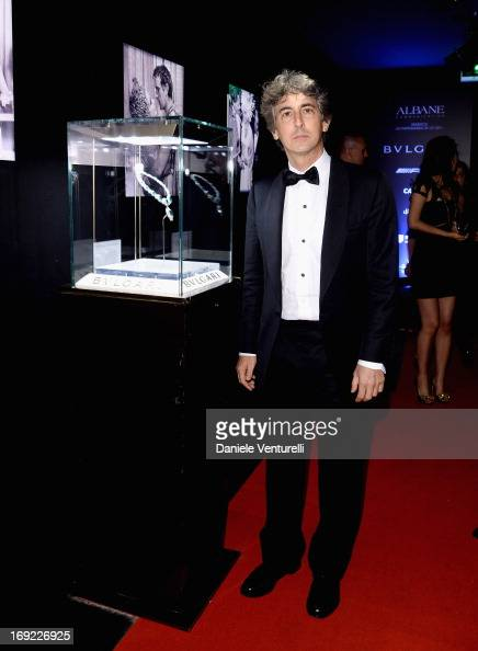 Director Alexander Payne attends the 'Cleopatra' cocktail hosted by Bulgari during The 66th Annual Cannes Film Festival at JW Marriott on May 21 2013...