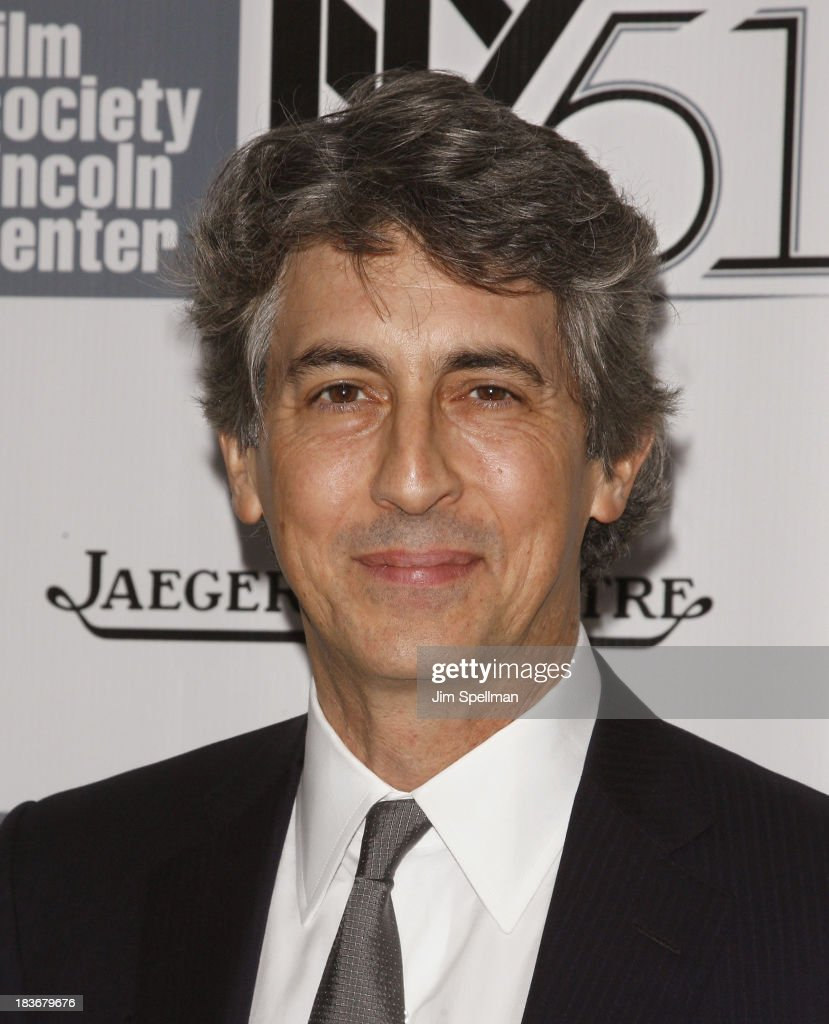 Director <a gi-track='captionPersonalityLinkClicked' href=/galleries/search?phrase=Alexander+Payne&family=editorial&specificpeople=202578 ng-click='$event.stopPropagation()'>Alexander Payne</a> attends the 'Nebraska' Premiere during the 51st New York Film Festival at Alice Tully Hall at Lincoln Center on October 8, 2013 in New York City.