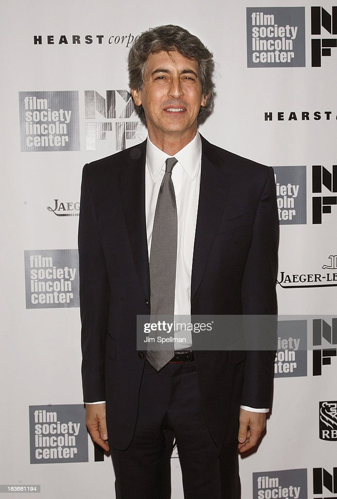Director Alexander Payne attends the 'Nebraska' Premiere during the 51st New York Film Festival at Alice Tully Hall at Lincoln Center on October 8, 2013 in New York City.
