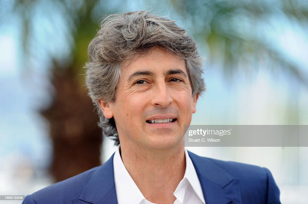 Director <a gi-track='captionPersonalityLinkClicked' href=/galleries/search?phrase=Alexander+Payne&family=editorial&specificpeople=202578 ng-click='$event.stopPropagation()'>Alexander Payne</a> attends the Photocall for 'Nebraska' during The 66th Annual Cannes Film Festival at the Palais des Festival on May 23, 2013 in Cannes, France.