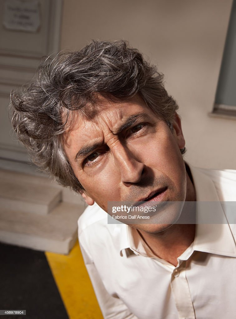 Director <a gi-track='captionPersonalityLinkClicked' href=/galleries/search?phrase=Alexander+Payne&family=editorial&specificpeople=202578 ng-click='$event.stopPropagation()'>Alexander Payne</a> is photographed for Vanity Fair Italy in Cannes, France.