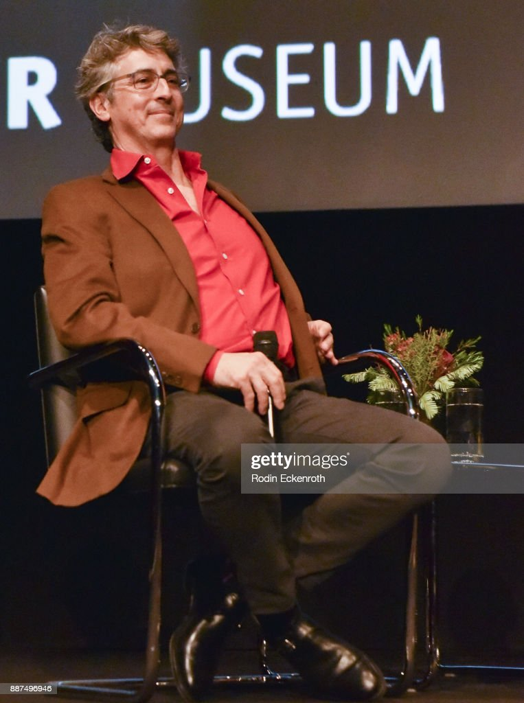 Director Alexander Payne speaks onstage at Hammer Museum presents The Contenders 2017 with 'Downsizing' screening at Hammer Museum on December 6, 2017 in Los Angeles, California.