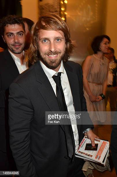 Director Alexandre Aja attends the Queer Palm Awards 2012 65th Annual Cannes Film Festival at Le Baron Palais du Festival on May 26 2012 in Cannes...