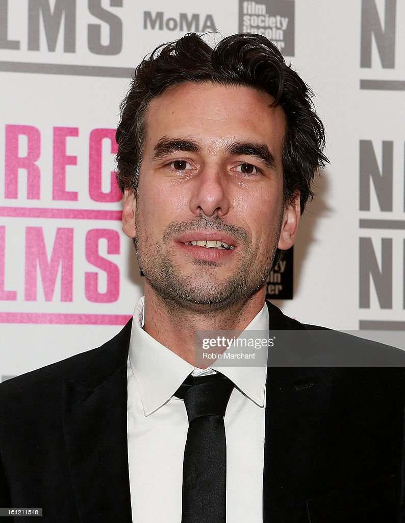 Director Alexandre Moors attends the New Directors/New Films 2013 Opening Night screening of 'Blue Caprice' at the Museum of Modern Art on March 20, 2013 in New York City.