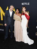 "Los Angeles Premiere Of Alfonso Cuaron's ""Roma"" -..."