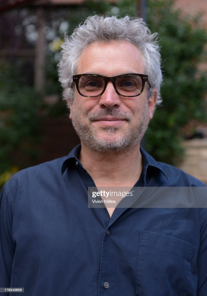 Director <a gi-track='captionPersonalityLinkClicked' href=/galleries/search?phrase=Alfonso+Cuaron&family=editorial&specificpeople=213792 ng-click='$event.stopPropagation()'>Alfonso Cuaron</a> attends the 2013 Telluride Film Festival - Day 4 on September 1, 2013 in Telluride, Colorado.