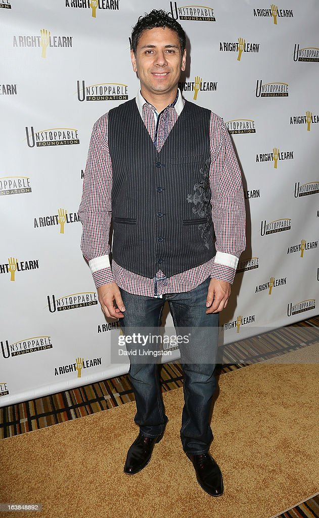 Director Allen Martinez attends the 4th Annual Unstoppable Gala at the Beverly Wilshire Four Seasons Hotel on March 16, 2013 in Beverly Hills, California.