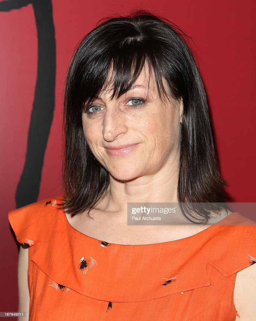 Director Ami Canaan Mann attends the one year anniversary celebration for the WIGS digital channel at Akasha Restaurant on May 2, 2013 in Culver City, California.