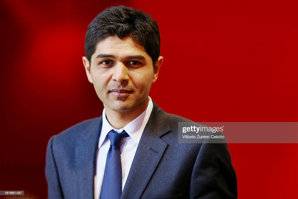 Director Amit Gupta attends the 'Jadoo' Portrait Session during the 63rd Berlinale International Film Festival at Berlinale Palast on February 14, 2013 in Berlin, Germany.