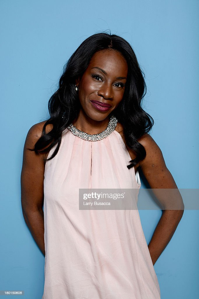 Director <a gi-track='captionPersonalityLinkClicked' href=/galleries/search?phrase=Amma+Asante&family=editorial&specificpeople=2181024 ng-click='$event.stopPropagation()'>Amma Asante</a> of 'Belle' poses at the Guess Portrait Studio during 2013 Toronto International Film Festival on September 9, 2013 in Toronto, Canada.