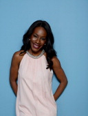 Director Amma Asante of 'Belle' poses at the Guess Portrait Studio during 2013 Toronto International Film Festival on September 9 2013 in Toronto...