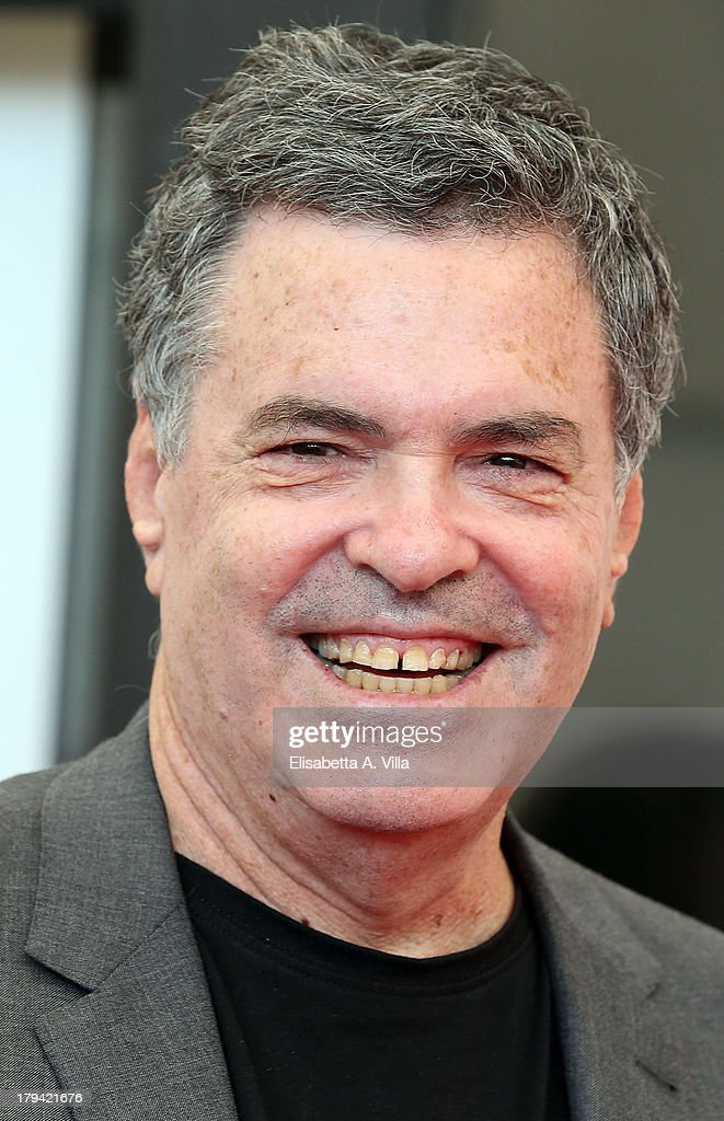 Director Amos Gitai attends the 'Ana Arabia' Photocall during the 70th Venice International Film Festival at Palazzo del Casino on September 3, 2013 in Venice, Italy.