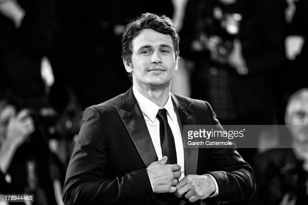 Director and actor James Franco attends 'Child of God' Premiere during the 70th Venice International Film Festival at Sala Grande on August 31 2013...