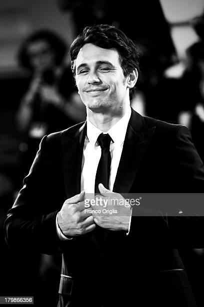 Director and actor James Franco attends 'Child of God' Premiere during the 70th Venice International Film Festival at Sala Grande on September 1 2013...