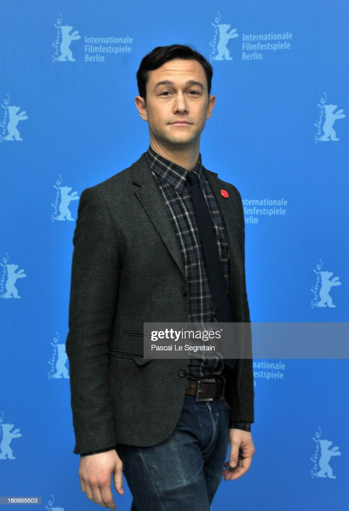Director and actor Joseph Gordon Levitt attends 'Don Jon's Addiction' Photocall during the 63rd Berlinale International Film Festival at the Grand Hyatt Hotel on February 8, 2013 in Berlin, Germany.