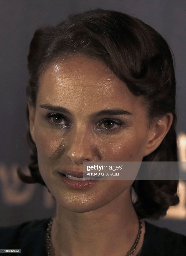 natalie portman attends a photocall for jackie during the