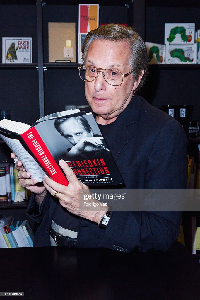 """William Friedkin Book Signing For """"The Friedkin Connection"""""""