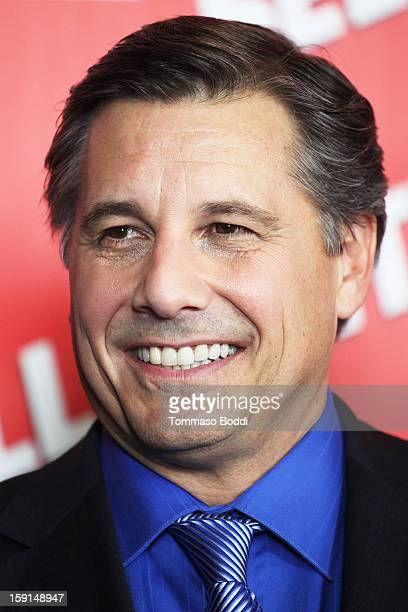 Director and Celebrity Photographer Kevin Mazur attends the '$ellebrity' Los Angeles premiere held at the Mann Chinese 6 on January 8 2013 in Los...