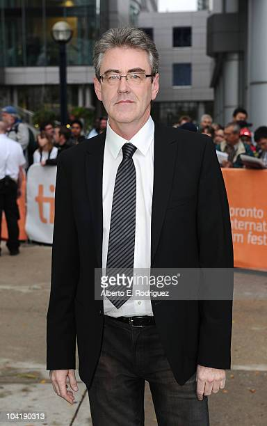 Director and CEO of TIFF Piers Handling attends 'Casino Jack' Premiere during the 35th Toronto International Film Festival at Roy Thomson Hall on...