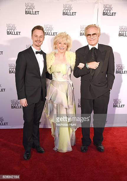 Director and Choreographer American Rhapsody Christopher Wheeldon Gala Chairman CBS News and 60 Minutes Lesley Stahl and Ballet Master in Chief of...