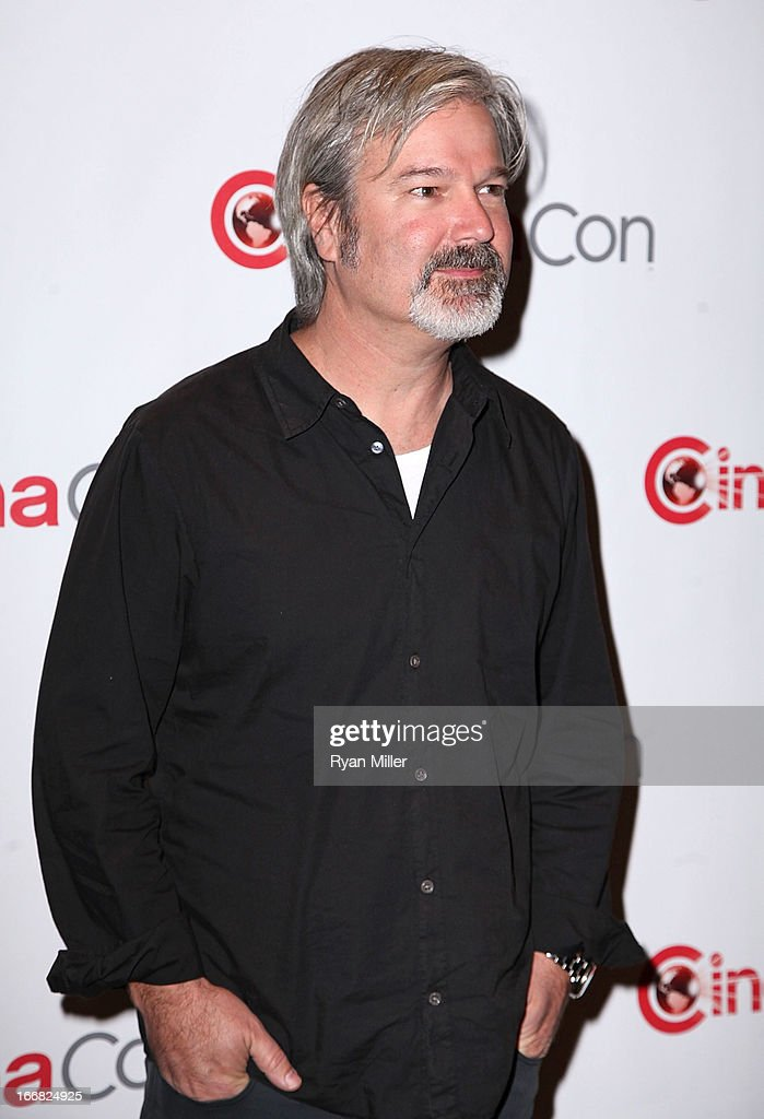 Director and producer <a gi-track='captionPersonalityLinkClicked' href=/galleries/search?phrase=Gore+Verbinski&family=editorial&specificpeople=538751 ng-click='$event.stopPropagation()'>Gore Verbinski</a> arrives at The Walt Disney Studios Invites You to an Exclusive Presentation Highlighting the Summer of 2013 - Including a Special Screening of Disney-Pixar's 'Monsters University' at Caesars Palace during CinemaCon, the official convention of the National Association of Theatre Owners on April 17, 2013 in Las Vegas, Nevada.