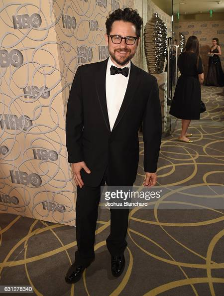 Director and producer JJ Abrams attends HBO's Official Golden Globe Awards After Party at Circa 55 Restaurant on January 8 2017 in Beverly Hills...