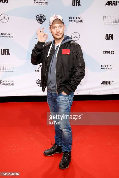 Director and producer Marco Kreuzpaintner attends the First Steps Awards 2017 at Stage Theater on September 18 2017 in Berlin Germany