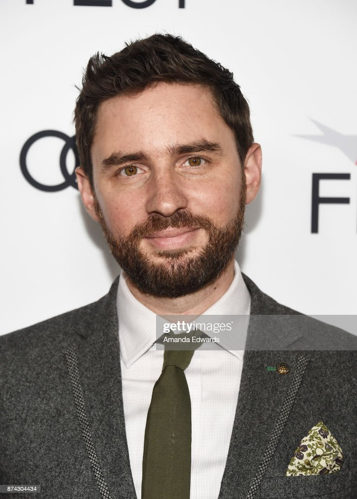 Director and screenwriter Jared Moshe arrives at the AFI FEST 2017 Presented By Audi screening of 'The Ballad Of Lefty Brown' at the Egyptian Theatre on November 14, 2017 in Hollywood, California.