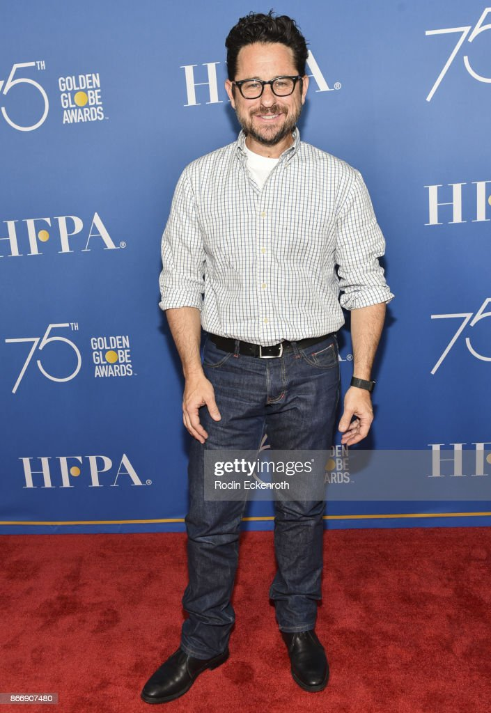 Director and screenwriter J.J. Abrams attends the Hollywood Foreign Press Association Hosts Television Game Changers Panel Discussion at The Paley Center for Media on October 26, 2017 in Beverly Hills, California.