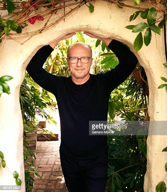 Director and screenwriter Paul Haggis is photographed for Los Angeles Times on July 10 2014 in West Hollywood California PUBLISHED IMAGE CREDIT MUST...