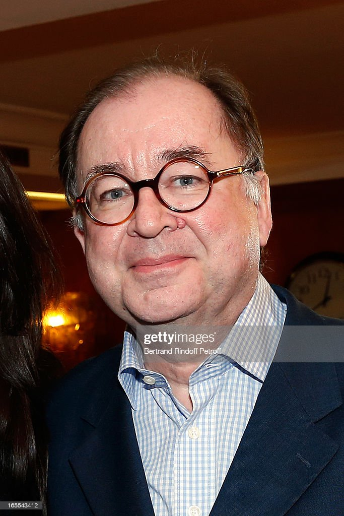 Director and Writer Jacques Santamaria attends 'Mongeville TV Show : La Nuit Des Loups' Private Screening at Club 13 on April 4, 2013 in Paris, France.