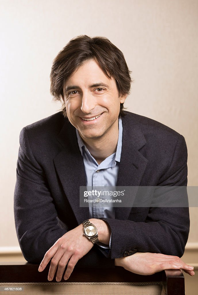 LOS ANGELES - CA - MARCH 05, 2015 -Director and writer of 'While We're Young' <a gi-track='captionPersonalityLinkClicked' href=/galleries/search?phrase=Noah+Baumbach&family=editorial&specificpeople=841432 ng-click='$event.stopPropagation()'>Noah Baumbach</a> is photographed for Los Angeles Times on March 5, 2015 in Beverly Hills, California. PUBLISHED IMAGE.