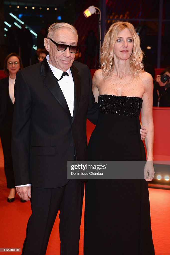 Director Andre Techine and actress Sandrine Kiberlain attend the 'Being 17' (Quand on a 17 ans) premiere during the 66th Berlinale International Film Festival Berlin at Berlinale Palace on February 14, 2016 in Berlin, Germany.