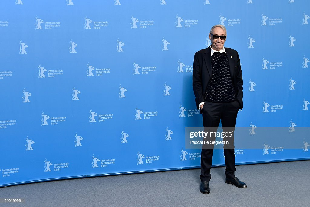 Director Andre Techine attends the 'Being 17' (Quand on a 17 ans) photo call during the 66th Berlinale International Film Festival Berlin at Grand Hyatt Hotel on February 14, 2016 in Berlin, Germany.