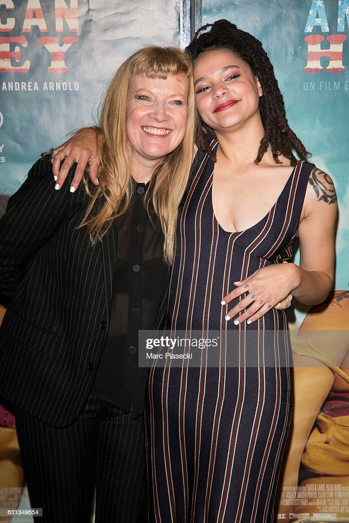 andrea arnold twitter