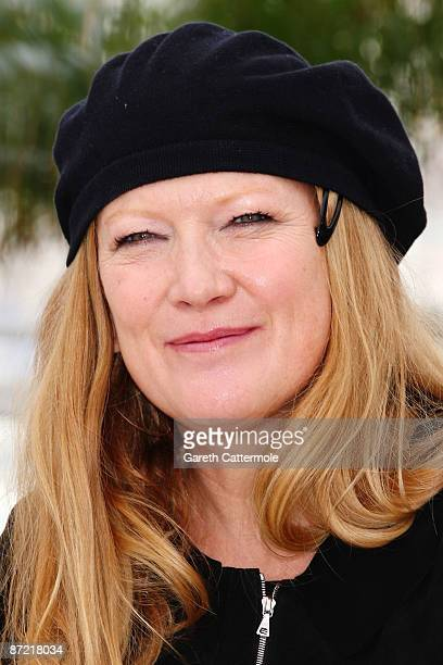 Director Andrea Arnold attends the 'Fish Tank' Photocall held at the Palais Des Festival during the 62nd International Cannes Film Festival on May 14...