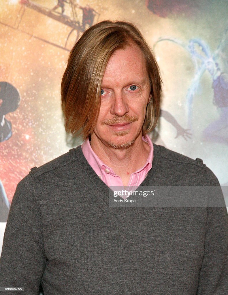 Director Andrew Adamson attends 'Cirque Du Soleil: Worlds Away' New York Special Screening at Regal E-Walk on December 20, 2012 in New York City.