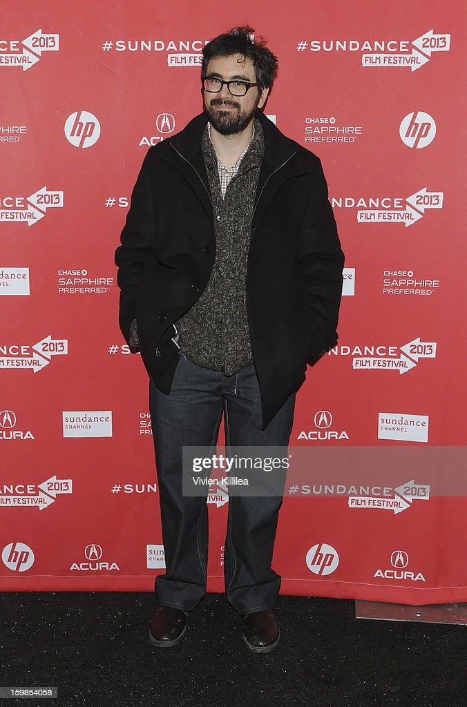 Director Andrew Bujalski attends 'Computer Chess' Premiere - 2013 Sundance Film Festival at Library Center Theater on January 21, 2013 in Park City, Utah.