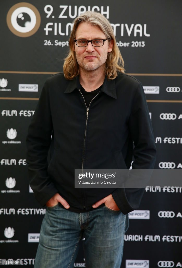 Director <a gi-track='captionPersonalityLinkClicked' href=/galleries/search?phrase=Andrew+Dominik&family=editorial&specificpeople=540074 ng-click='$event.stopPropagation()'>Andrew Dominik</a>, International Feature Film Jury Member, attends the Jury Photocall during the Zurich Film Festival 2013 on October 4, 2013 in Zurich, Switzerland.