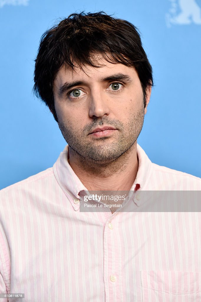 Director Andrew Neel attends the 'Goat' photo call during the 66th Berlinale International Film Festival Berlin at Grand Hyatt Hotel on February 17, 2016 in Berlin, Germany.