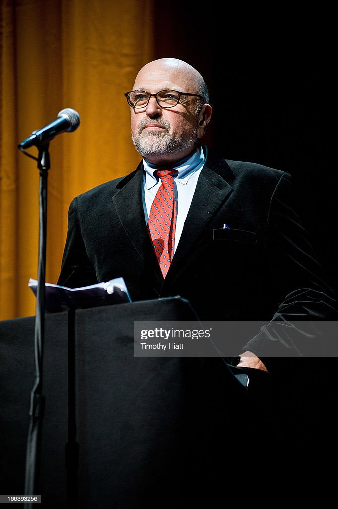 Director Andy Davis attends the Roger Ebert Memorial Tribute at Chicago Theatre on April 11, 2013 in Chicago, Illinois.