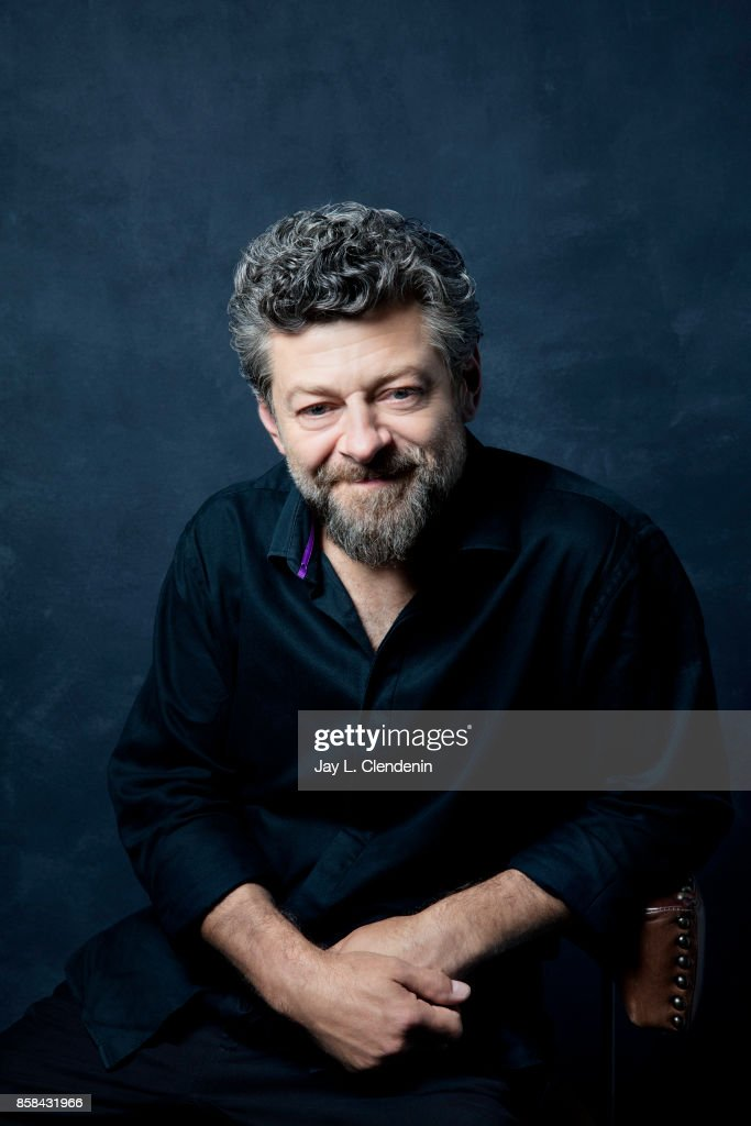 Director Andy Serkis from the film, 'Breathe,' poses for a portrait at the 2017 Toronto International Film Festival for Los Angeles Times on September 12, 2017 in Toronto, Ontario.