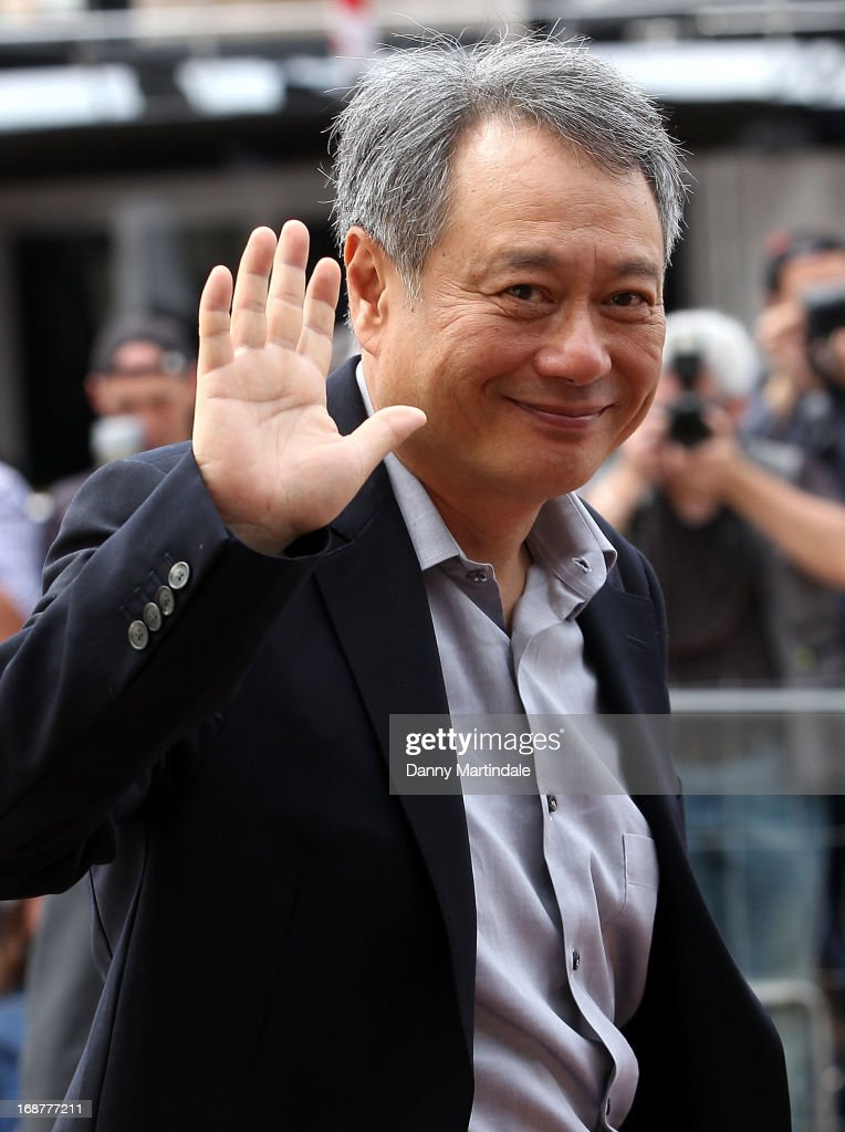 Director Ang Lee attends day 1 of the 66th Annual Cannes Film Festival on May 15, 2013 in Cannes, France.